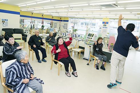 デイサービスセンター平井イメージ写真